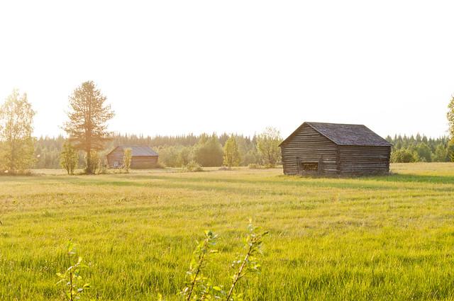 Casas de Laponia