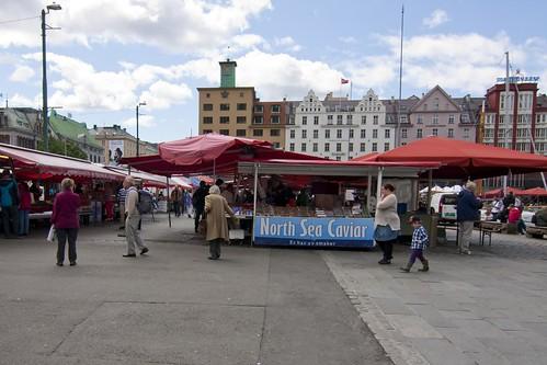 70 Mercado del pescado Bergen