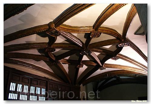 Abóbada do coro da igreja de S. Miguel by VRfoto