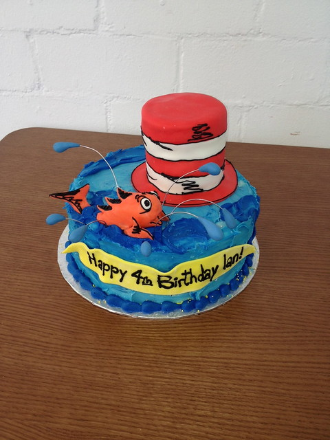 Dr Seuss Cakes Food Network Challenge