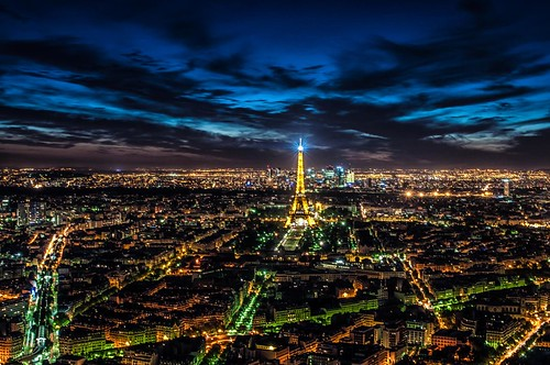 ~ Paris by night ~