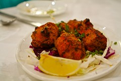 Tandoori Chicken at Utsav