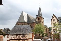 St. Laurentius in Saarburg