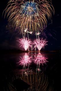 Globalfest Calgary 2012 - USA Fireworks