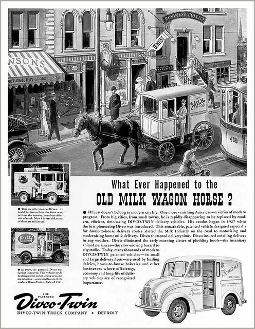 Lord K's Garage - #29  Divco Milk Trucks - Dieselpunks