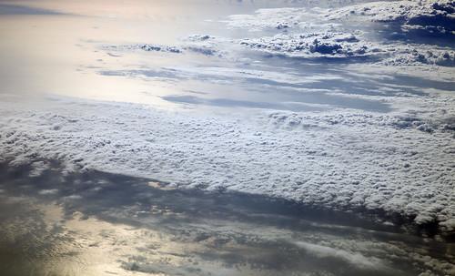 Bandes de cumulus