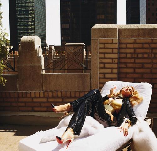 Kate Upton Vogue Italia