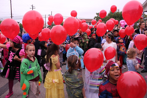 Boys and Girls Clubs of South Central Texas storybook Parade