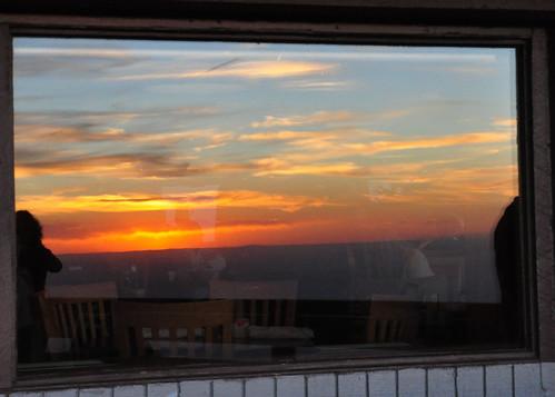 sunset newmexico reflection restaurant nikon albuquerque peak sandia d90 52weeks2012 zendt99