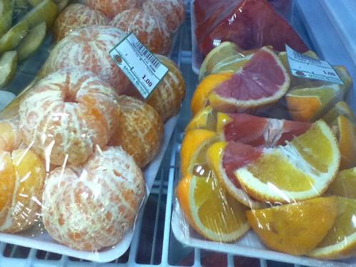 文莱超市水果