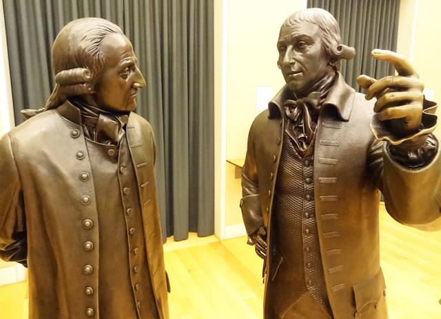 statues-founding-fathers