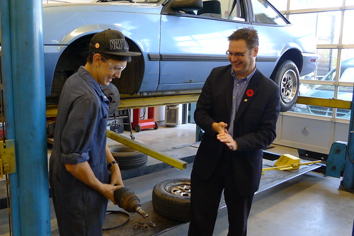 Autoservice technician program coming to Vic High