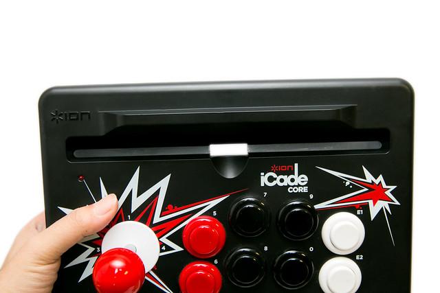 復古遊戲機台!iCade CORE 無線搖桿 @3C 達人廖阿輝