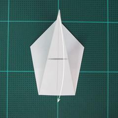 การพับกระดาษเป็นนกกระสา (Origami Pelican) 007