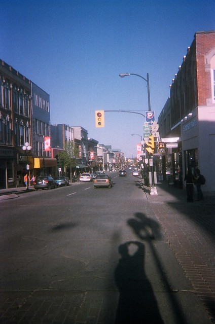 Princess Street, Kingston, August 2003
