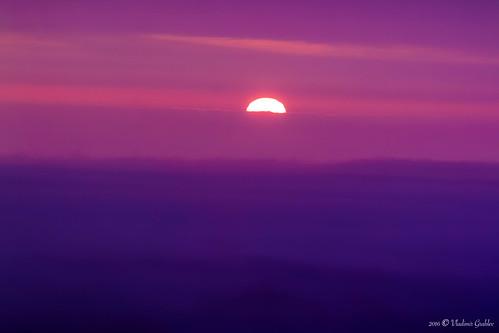 park morning pink usa sun clouds sunrise virginia us colorful mood purple unitedstates violet national half shenandoah sperryville beautifuldisk