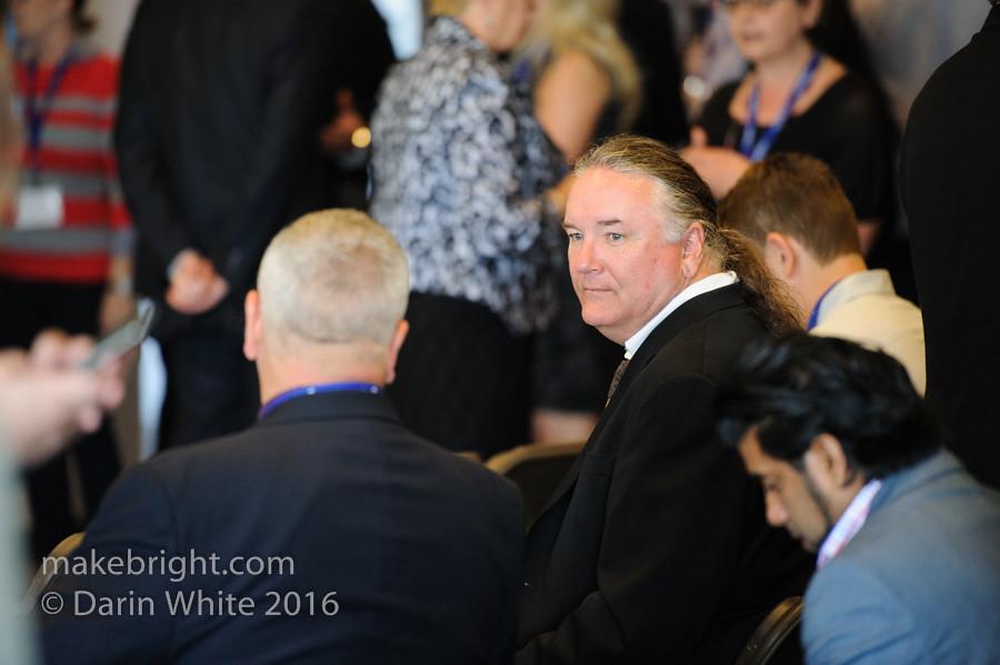 Governor General David Johnston at the AC - May 2016 185