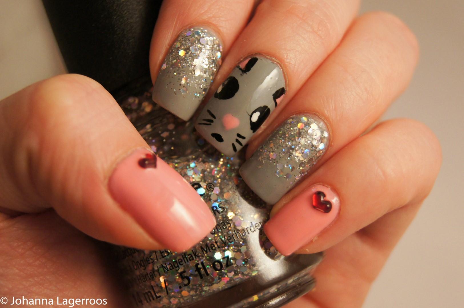 kitten nails