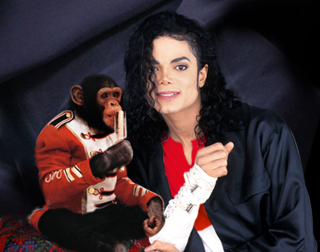 Домашние животные Майкла Джексона