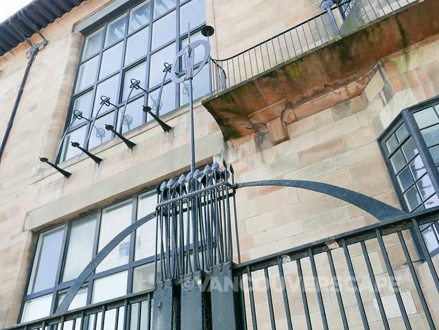 Glasgow/Rennie Mackintosh School of Art
