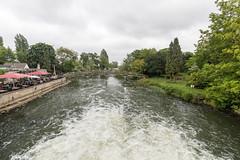 Weir at Wolverton
