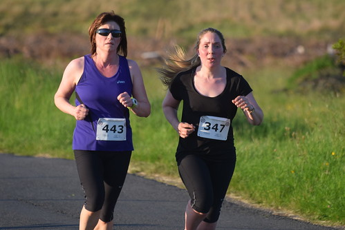 Multyfarnham 5KM Road Race and Fun Run 2016 - FINISH