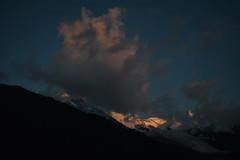 Nuages magiques Magic clouds Mont Blanc