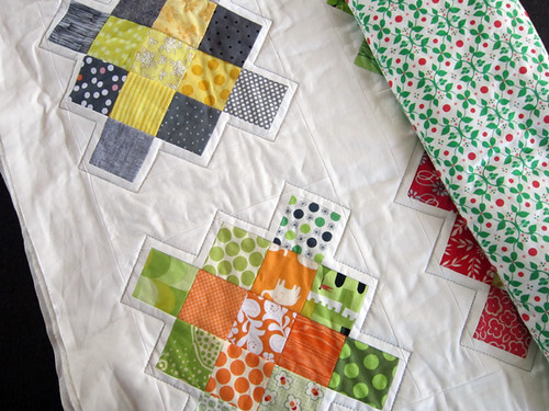 quilting our Granny Squares