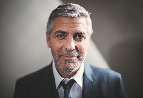 Epic Portrait - George Clooney
