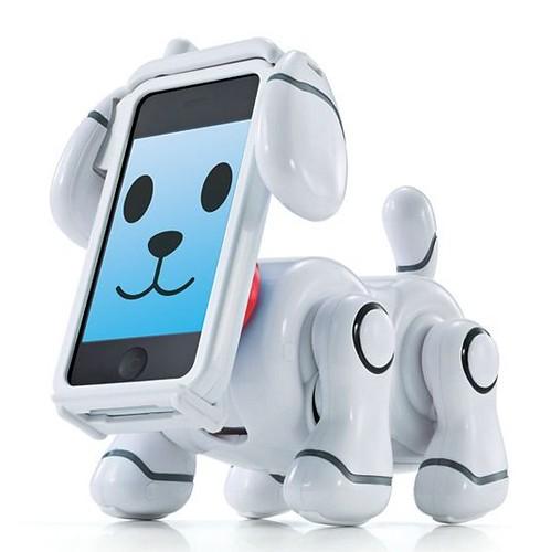 AIBO? iPhone 犬?「たまごっち」から生まれた新手のペット「スマートペット SMP-501W」発売開始! - AppBank