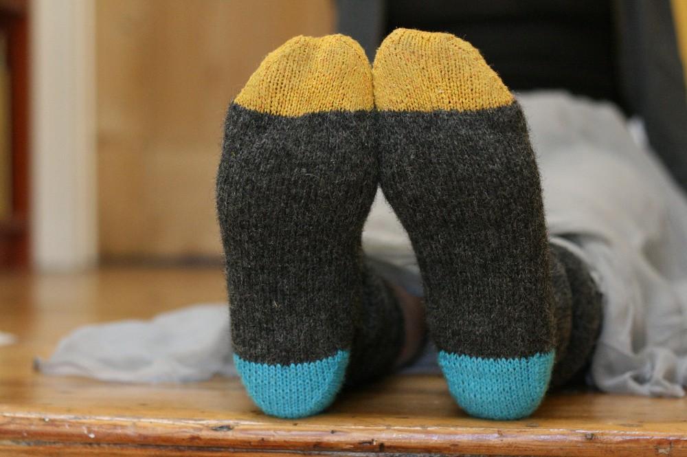 Slouch Socks Knitting Pattern : Slouch Socks Knitting Pattern images