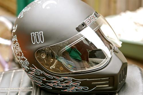 Joey's Helmet