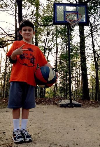 Caden Hoopin' by Joe Jon!