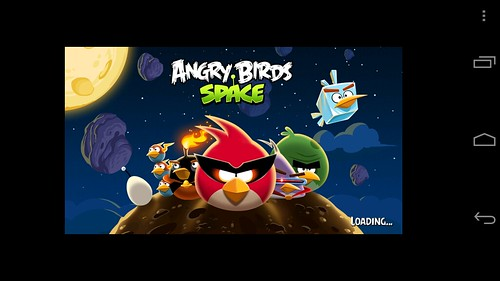 Angry Birds in Space by benjamin_rowley78