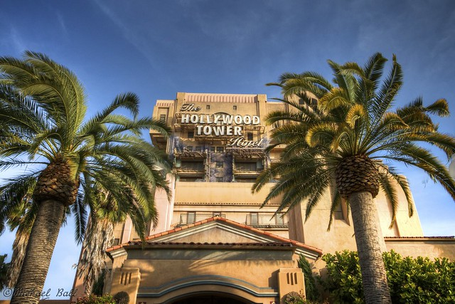 Nice Day at the Hollywood Tower Hotel