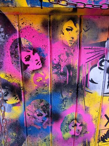 Limerick Mod Grafitti