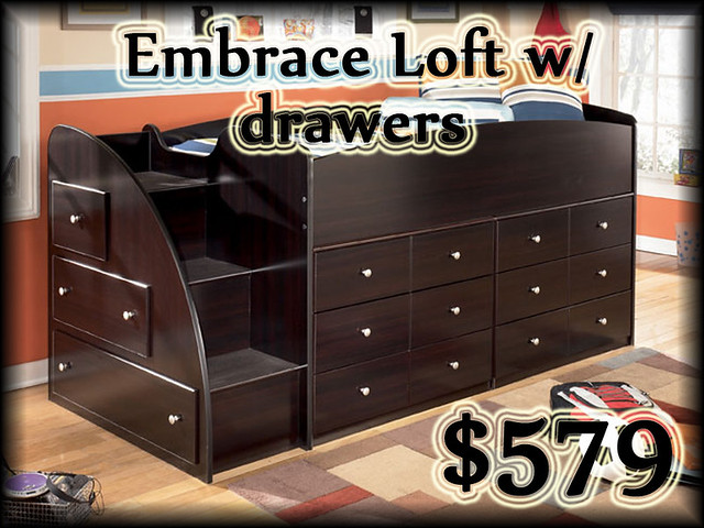 B239EMBRACELOFTalldrawers$579