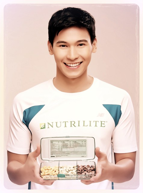 Enchong Dee for nutrilite