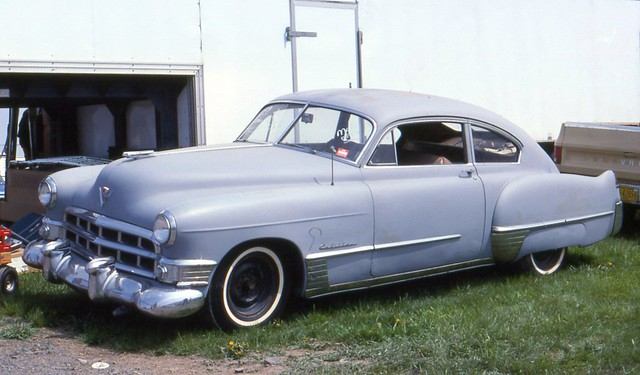 1949 cadillac series 61 club coupe. Black Bedroom Furniture Sets. Home Design Ideas