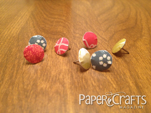 6936890666 9bd61b64b7 Paper Crafted Thumbtacks
