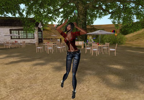 Stars*Fashion* Inspired Stars * Promo 99 lindens+ by Cherokeeh Asteria