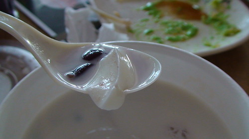 周氏蝦捲-杏仁豆腐