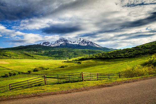 travel toby summer mountain mountains nature colors beautiful clouds canon photography colorado day photographer cloudy farm scenic rocky 7d co harriman carbondale basalt sopris tobyharriman
