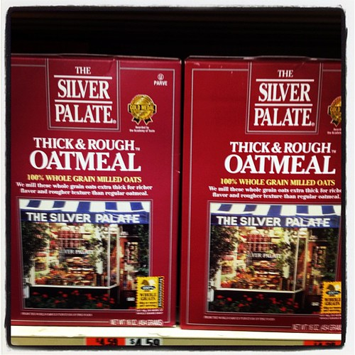 For when you gotta have pornographic oatmeal