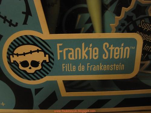 La hija de Frankstein