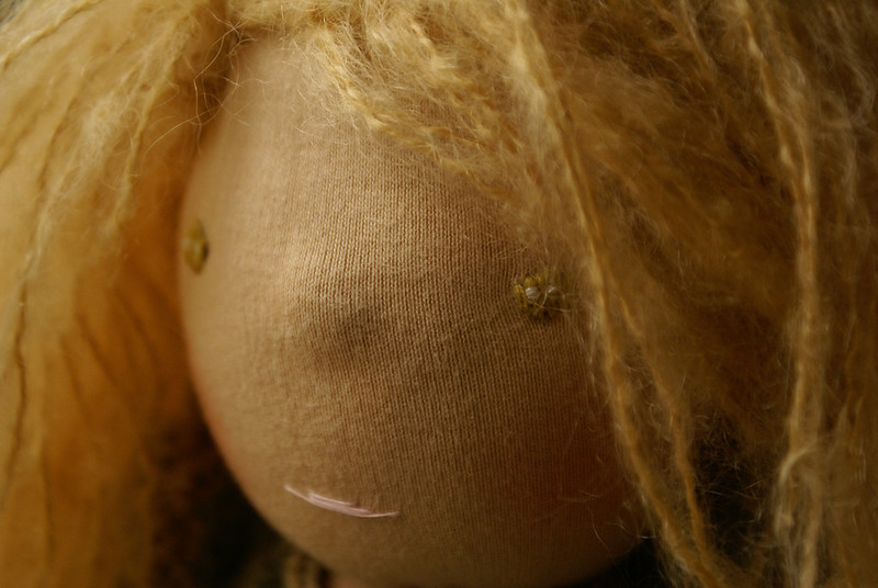 moss fay doll organic waldorf doll