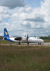 Lao Air Turboprop