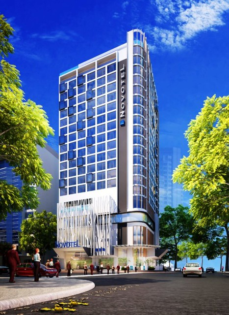Novotel Saigon Centre will open on May 16