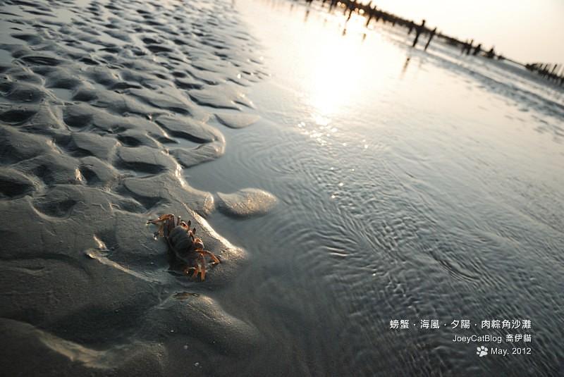 2012_0506_螃蟹,海風,夕陽,肉粽角沙灘DSC_4677