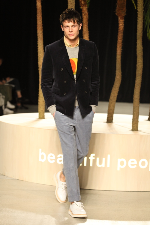 FW12 Tokyo beautiful people003_Arthur Devalbray(Fashion Press)